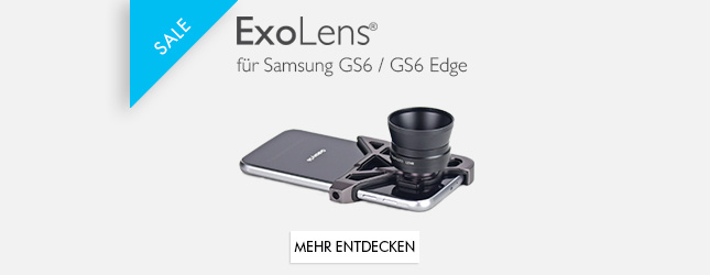 ExoLens For Samsung GS6 / GS6 Edge